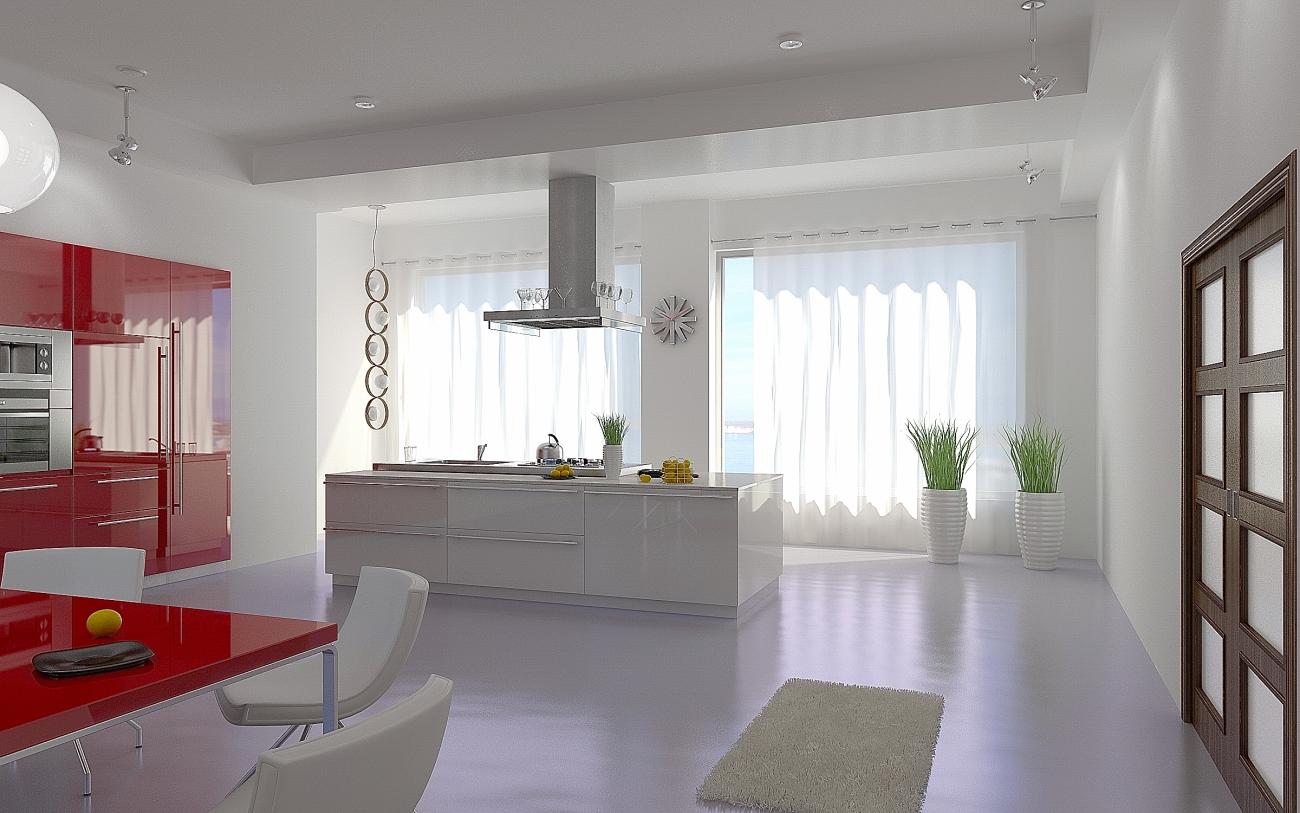 C mo elegir una cocina contempor nea cocinas artnova - Como elegir cocina ...