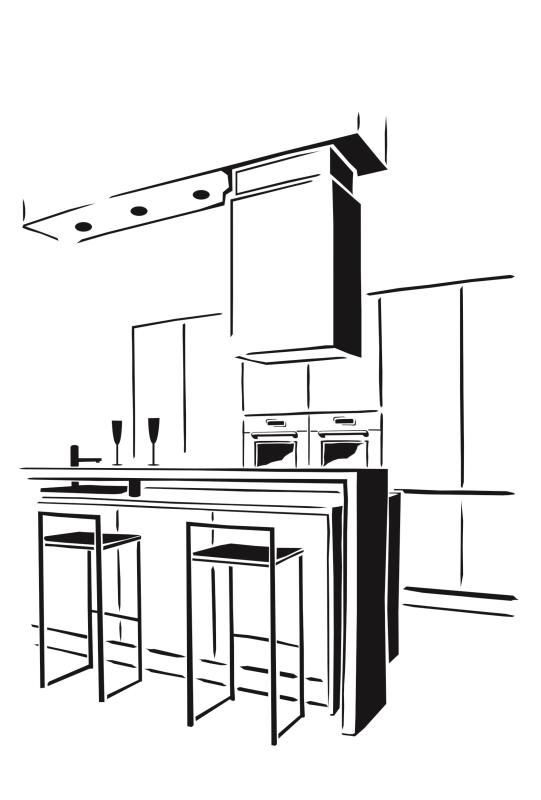 Tres consejos para elegir mobiliario de cocina cocinas for Mobiliario cocina