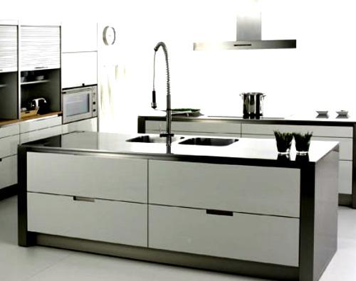 Cocinas con isla una elecci n acertada cocinas artnova for Cocinas cuadradas con isla