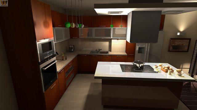 cocina central