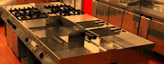 cocinas centrales