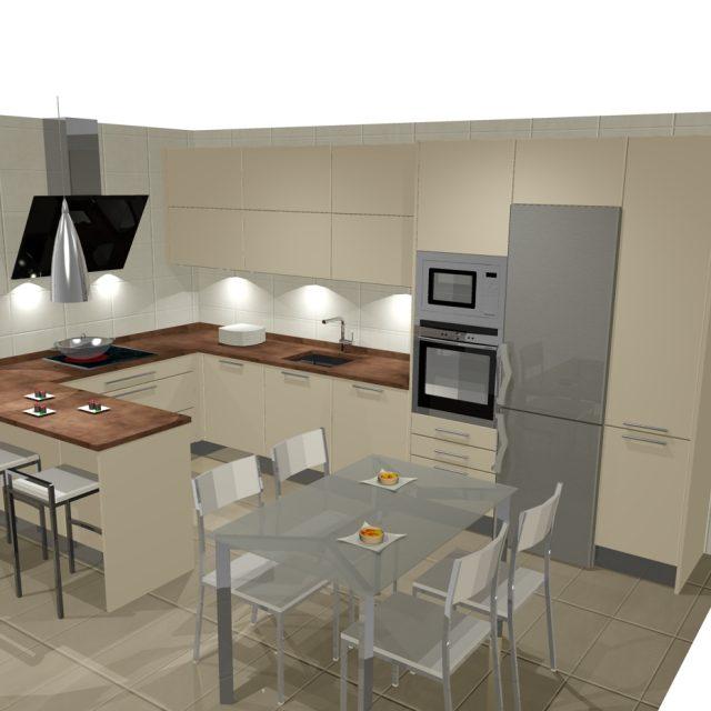 Dise os de cocinas con pen nsula cocinas artnova sevilla - Cocinas con peninsula ...