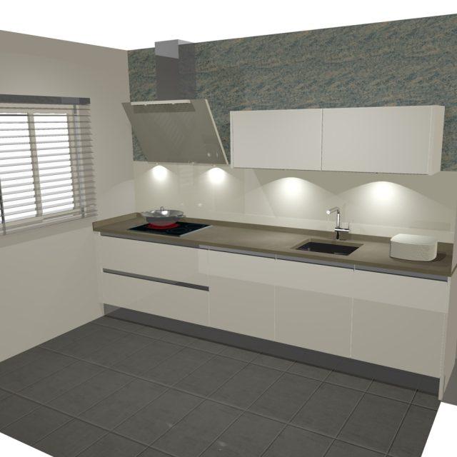 cocina lineal 1