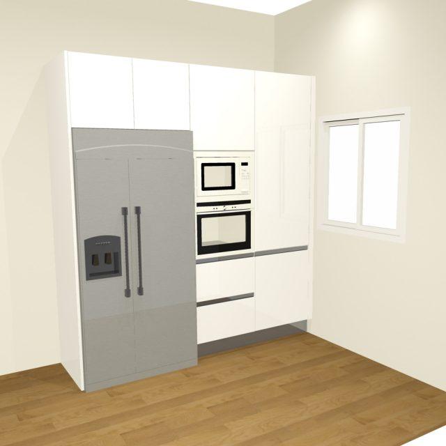 cocina lineal 2