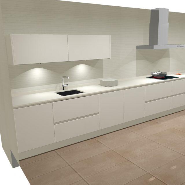 cocina lineal 4
