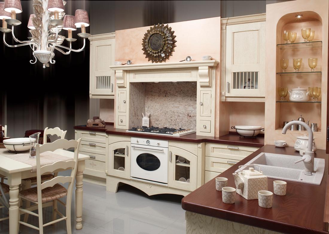 Cocina r stica modelo cuba cocinas artnova for Disenos de cocinas en cuba