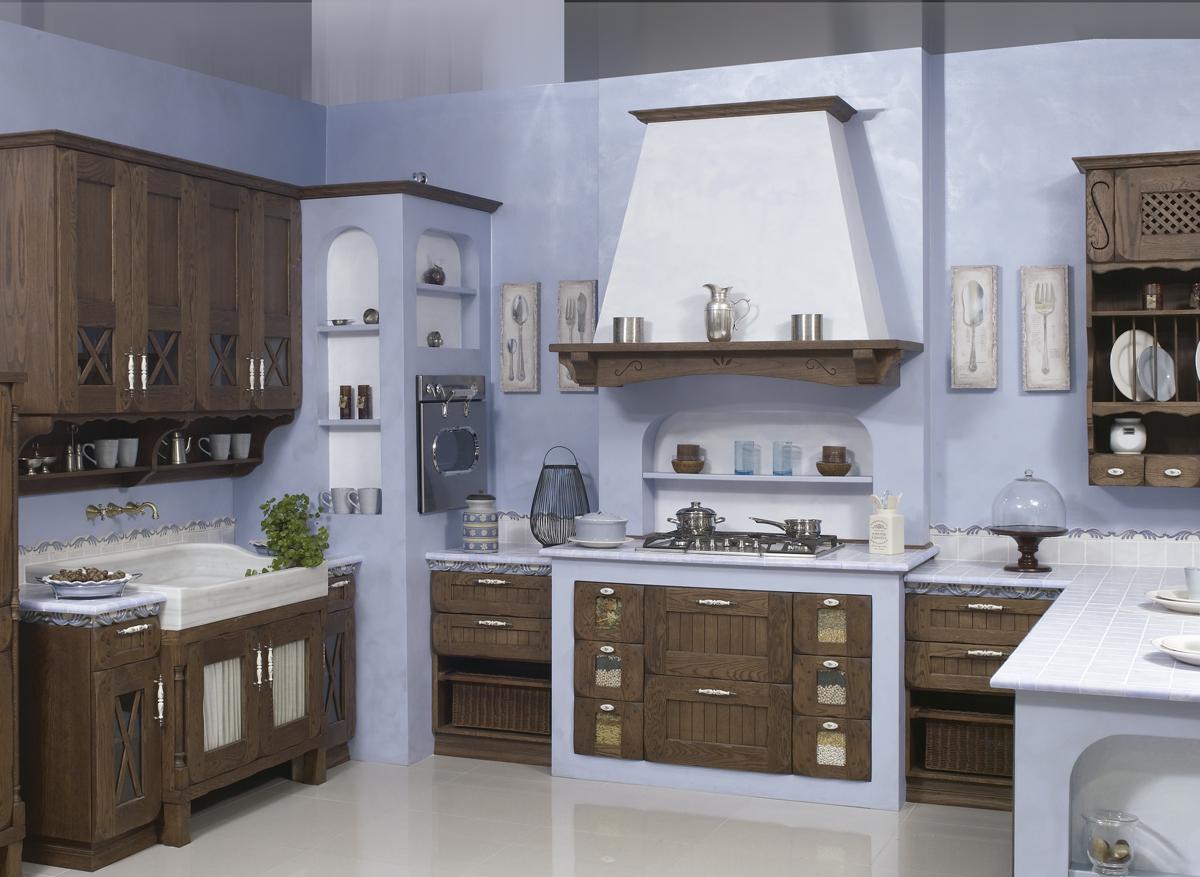 Cocina r stica modelo le n cocinas artnova for Disenos de cocinas en cuba