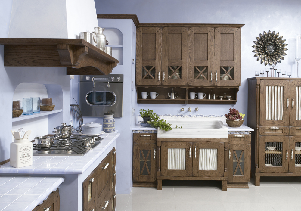 6 Ideas Brillantes Para Disenar Cocinas Con Encanto