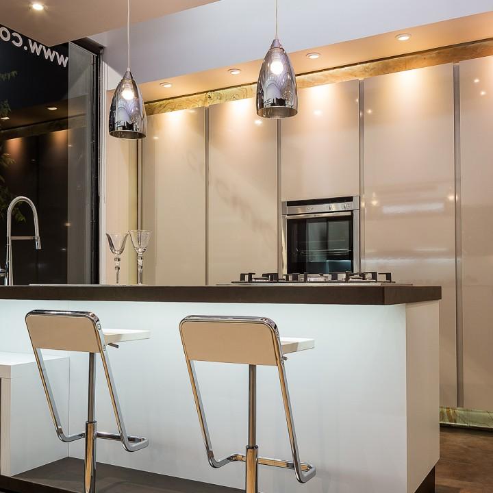 Exposici N Cocina Neox Cobalto Cocinas Artnova