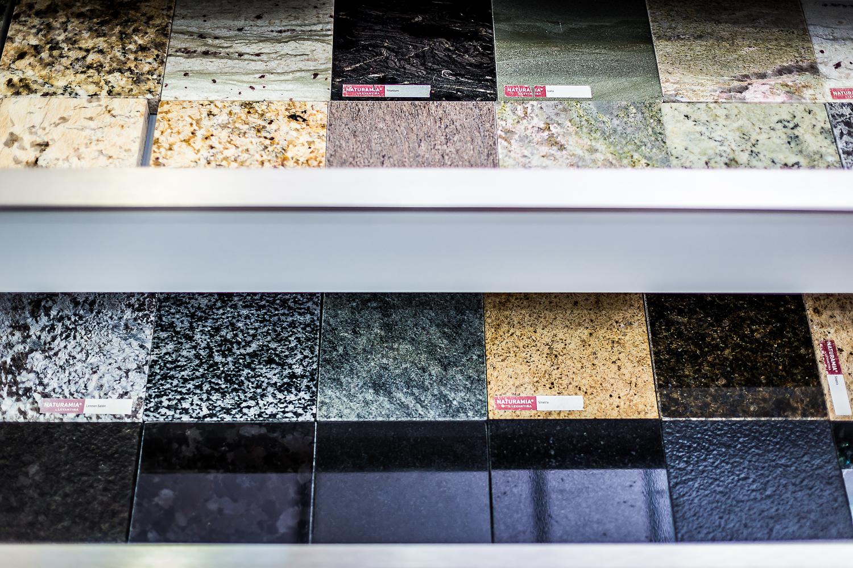 Encimeras de granito ventajas e inconvenientes cocinas for Colores de granito para encimeras