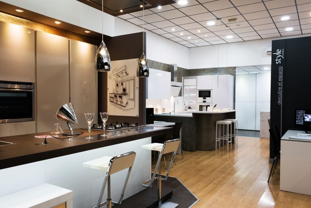 Exposici n de detalles de cocinas cocinas artnova for Exposicion de cocinas